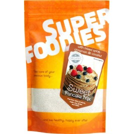 Sweet Pancake Mix Superfoodies 290 gram