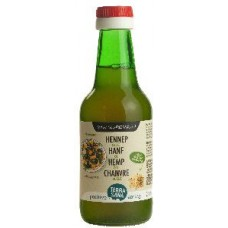 Raw hennepolie TerraSana 6 X 250 ml