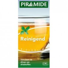 Reinigende Piramide Thee