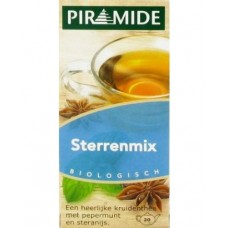 Sterrenmix Piramide Thee