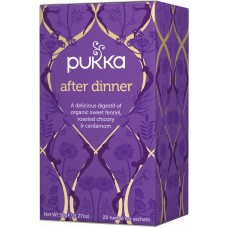 After Dinner Pukka thee doos 4 X 20 zakjes