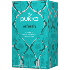 Refresh Balancing Blend 20x2g Pukka Thee