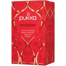 Revitalise Balancing Blend 20x2g Pukka Thee
