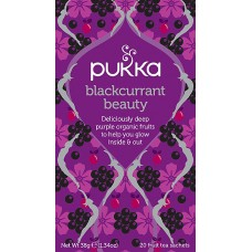 Blackcurrant Beauty 20x1,2g Pukka Tea