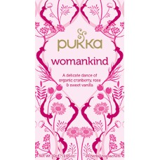 Womankind Tea 20x2g Pukka Thee