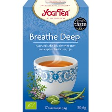 Breathe Deep 17x1,8g Yogi Tea