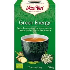 Green Energy 17x1,8g Yogi Tea