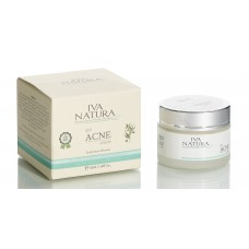 Organic Anti Acne Cream 50ml Iva Natura
