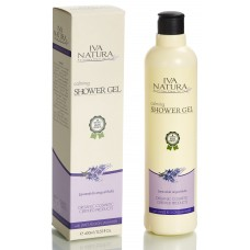 Organic Calming Shower Gel 400ml Iva Natura