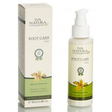 Organic Foot Care Lotion 100ml Iva Natura