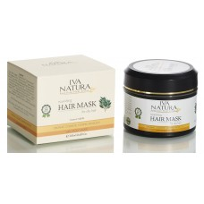 Organic Nourishing Hair Mask 250ml Iva Natura