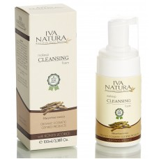 Organic Make-up Cleansing Foam 150ml Iva Natura