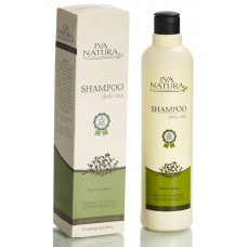 Organic Shampoo For Daily Care 400ml Iva Natura