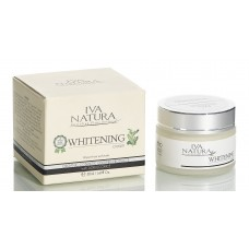 Organic Whitening Cream 50ml Iva Natura