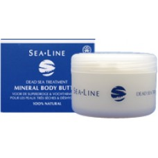 Mineral Body Butter 50g Sealine