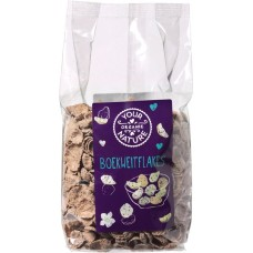 Boekweitflakes Your Organic Nature 6 X 250 gram