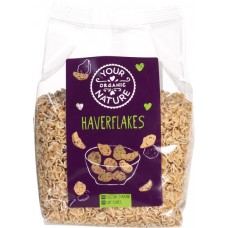Haverflakes Your Organic Nature 6 X 250 gram