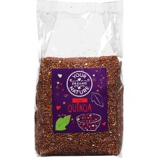 Quinoa rood Your Organic Nature 6 X 400 gram
